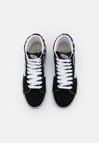 Vans - SK8 - Sneakers hoog - black/true white - 5