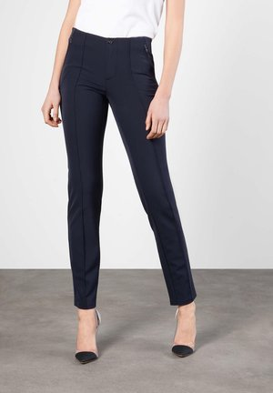 ANNA  - Trousers - dark blue