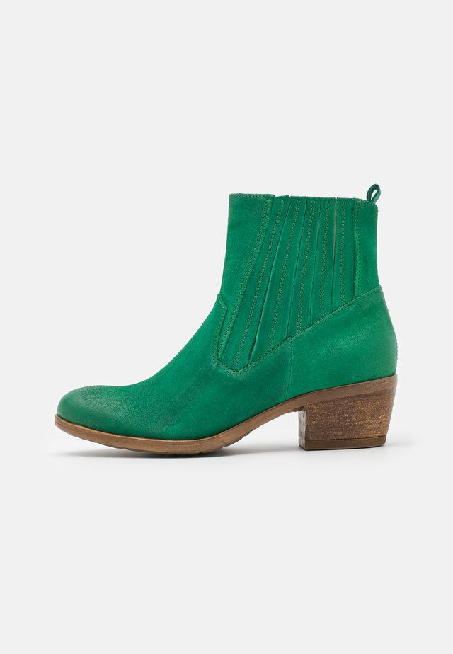 DALLAS DALLY - Cowboy/biker ankle boot - patrick