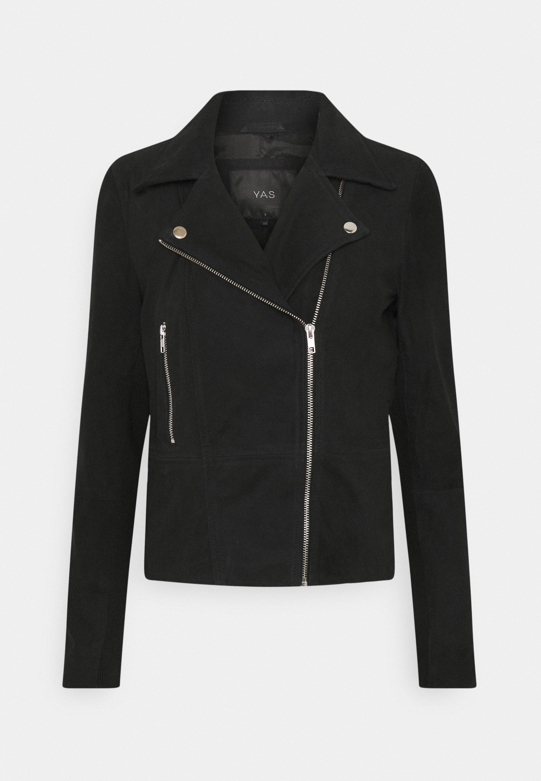 Women YASSOPHIE JACKET - Leather jacket