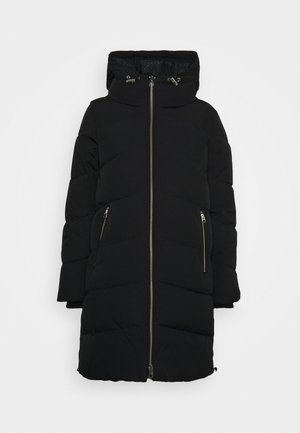 ELEVATED LONG LENGTH JACKET - Winter coat - black