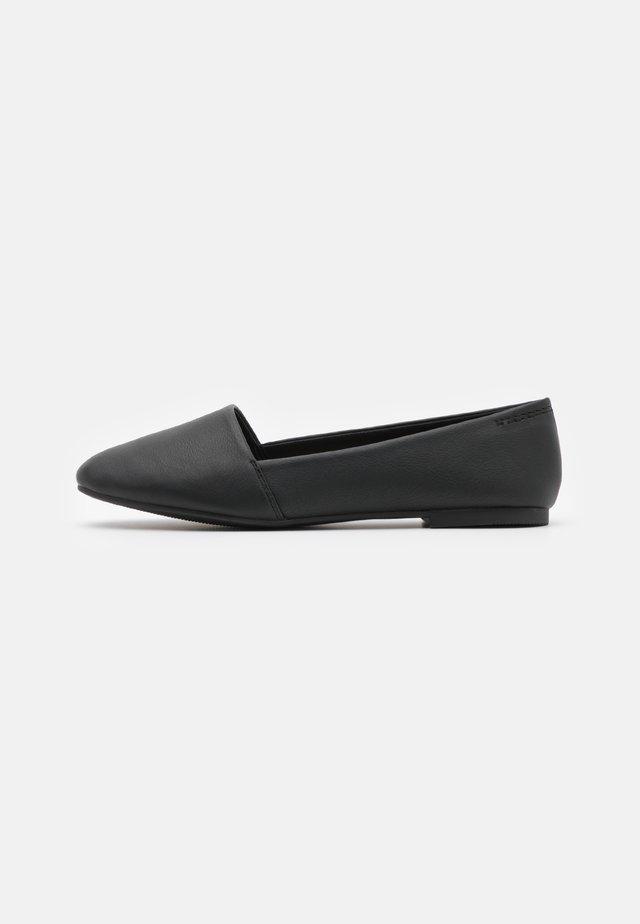 SAMANTHA - Slippers - black