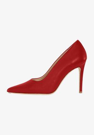 RUSHHOUR RED - Hoge hakken - red