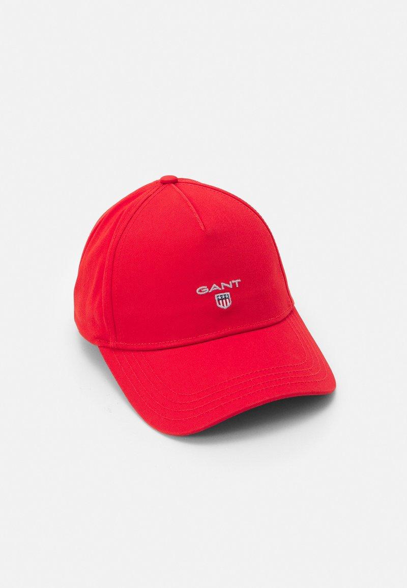 GANT - ORIGINAL SHIELD TEENS UNISEX - Cap - lava red