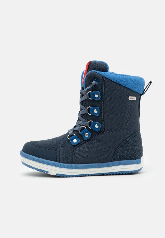 REIMATEC BOOTS FREDDO UNISEX - Stivali da neve  - navy