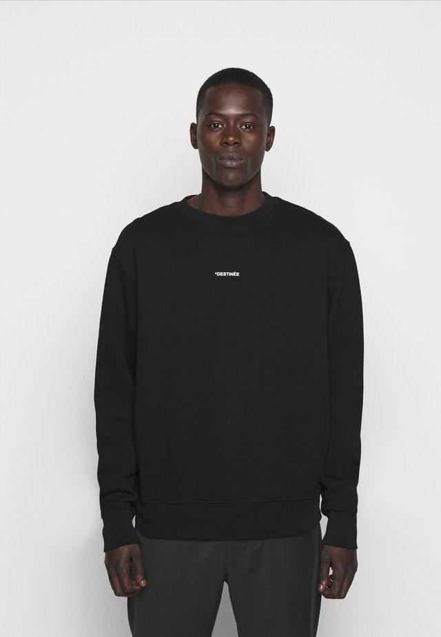 SIMBA PHOTOP - Sweatshirt - noir