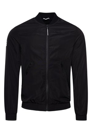 SURPLUS GOODS FLYWEIGHT  - Giubbotto Bomber - black