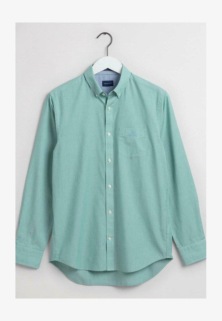 GANT - BROADCLOTH - Shirt - lush green