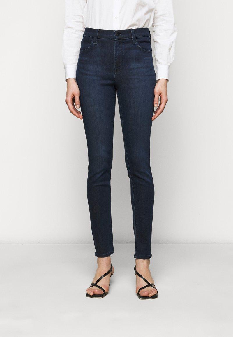 J Brand - MARIA HIGH RISE - Skinny džíny - concept