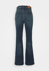 J.CREW - CURVY FULL LENGTH BOOT IN KETTLE - Flared Jeans - kettle wash - 1