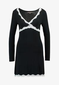 Anna Field - Noční košile - white/black - 5