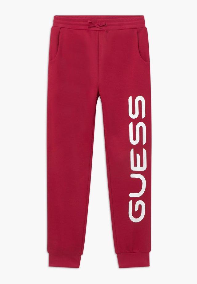 JUNIOR PANTS UNISEX - Jogginghose - disco pink