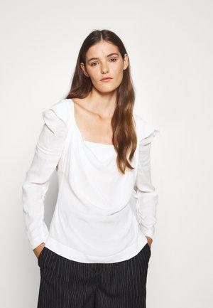 ELIZABETH - Long sleeved top - off white
