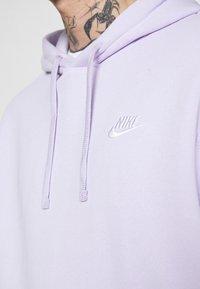 Nike Sportswear - CLUB HOODIE - Collegepaita - violet frost - 5