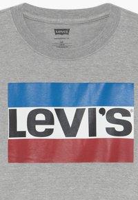 Levi's® - SPORTSWEAR LOGO - Print T-shirt - grey heather - 3