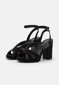 Anna Field - Platform sandals - black - 2