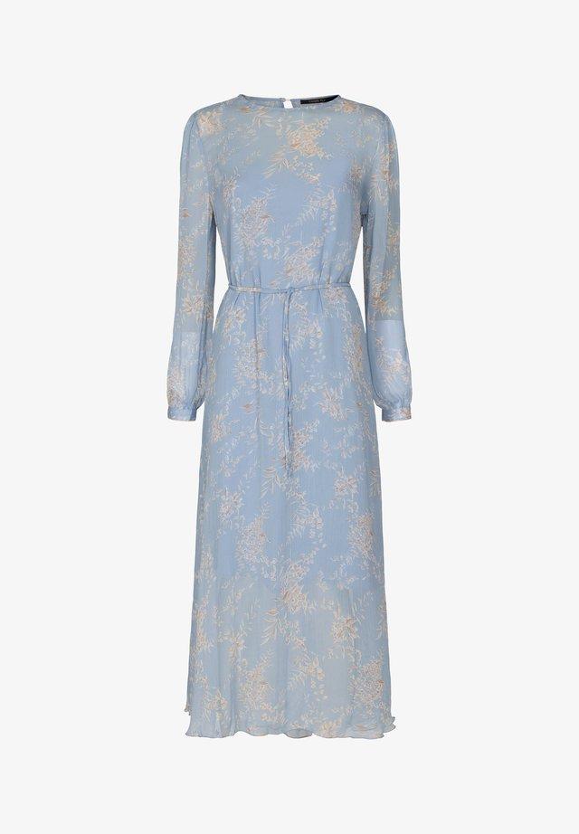 MARIA - Korte jurk - pastel blue