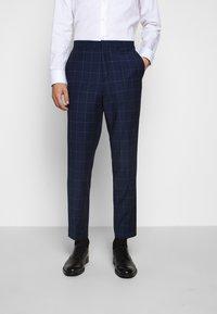 HUGO - Suit trousers - dark blue - 2