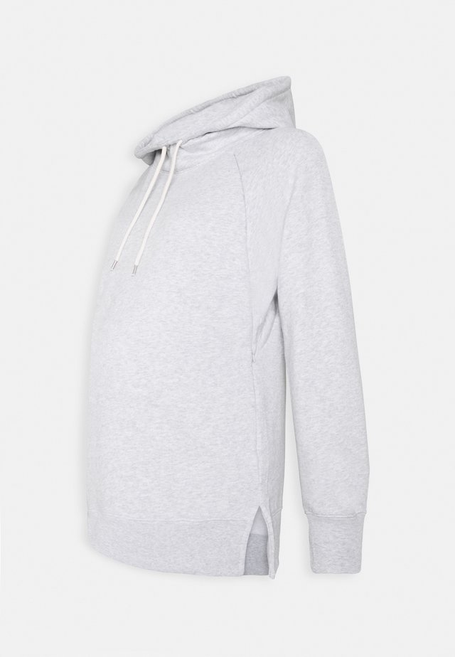 NURSING HOODIE - Hoodie - heather grey