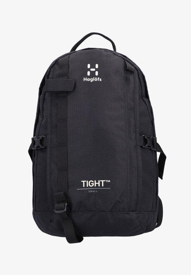TIGHT SMALL - Rucksack - true black