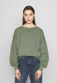 American Vintage - WITITI - Sweatshirt - tige - 0