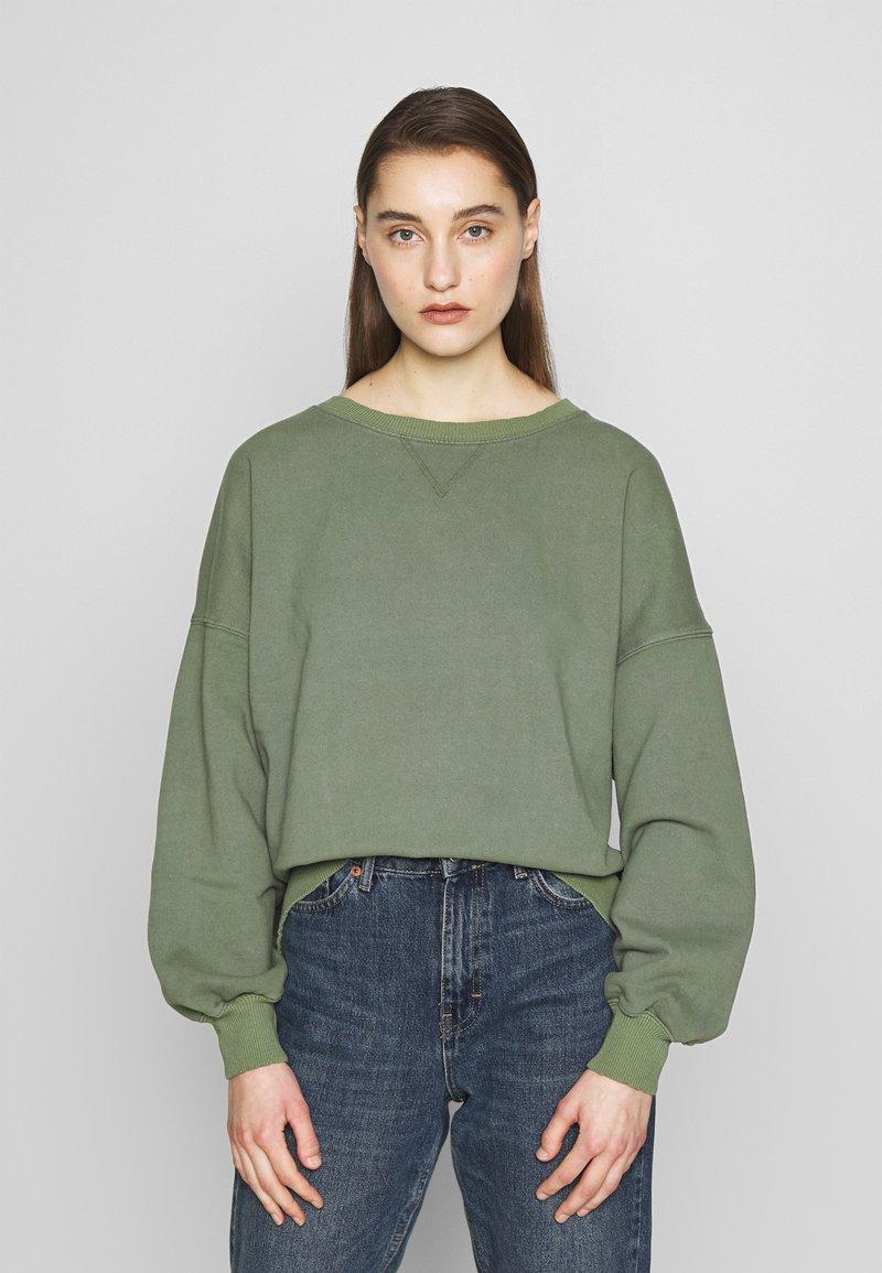 American Vintage - WITITI - Sweatshirt - tige