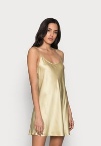 La Perla - SHORT SLIPDRESS - Nightie - beige/stone - 1