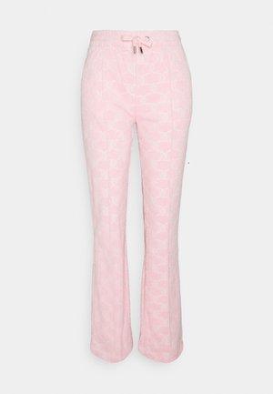 TOWEL TINA TRACK PANTS - Tracksuit bottoms - almond blossom