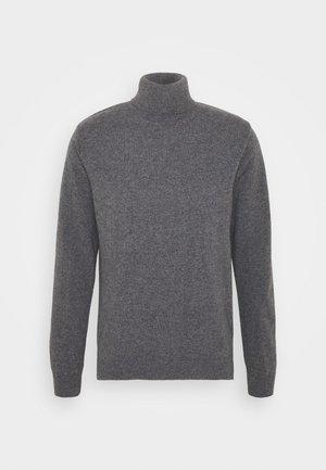 VOLCANO - Stickad tröja - dark grey
