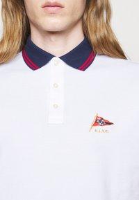 Polo Ralph Lauren - BASIC - Pikeepaita - white - 4