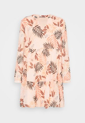 Day dress - pink/khaki