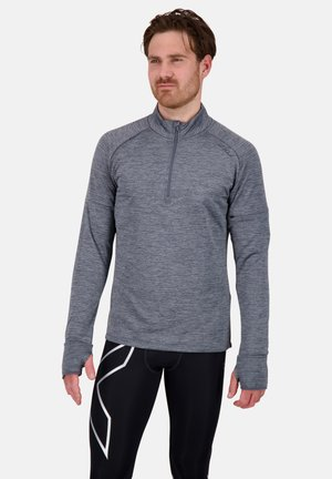 IGNITION  - Long sleeved top - turbulence/black reflective