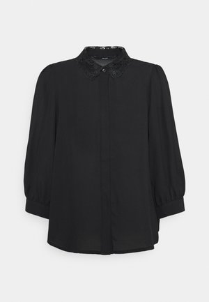 VMDORTHE - Button-down blouse - black