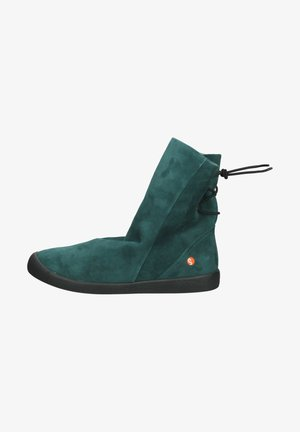 Classic ankle boots - forest green
