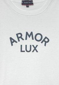 Armor lux - SÉRIGRAPHIE UNISEX - T-shirt print - white - 2