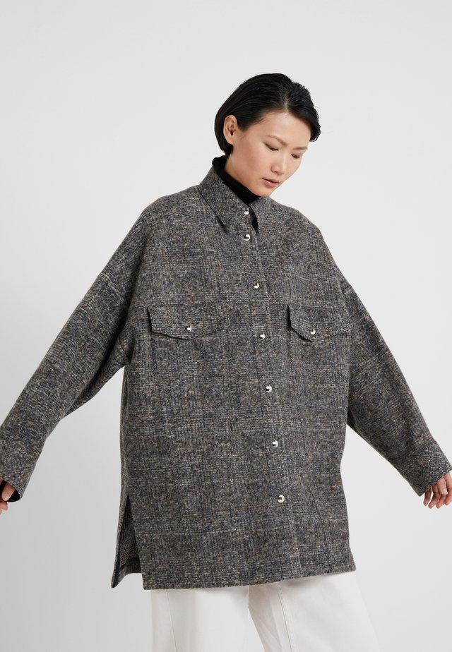 MARENGO - Pitkä takki - grey