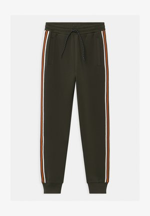 Tracksuit bottoms - dark khaki