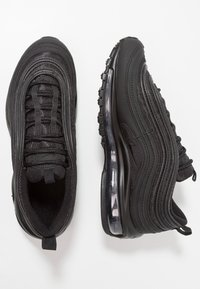 Nike Sportswear - AIR MAX 97 - Sneakersy niskie - black - 1
