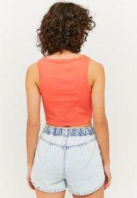 TALLY WEiJL - Denim shorts - blu - 2