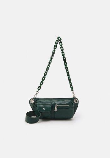 BRILLAY SNAKE - Bum bag - sea moss green