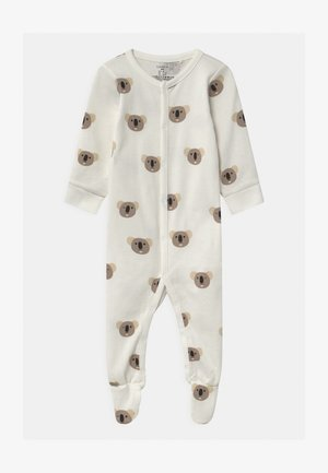 FOOT KOALA UNISEX - Sleep suit - light dusty white