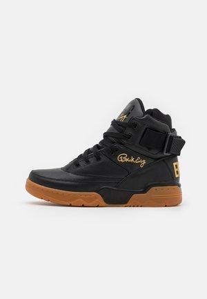 33  - Höga sneakers - black