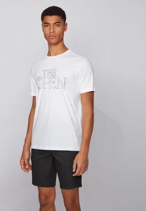 TEE BO - T-shirt imprimé - white