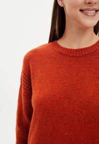 DeFacto - TUNIC - Long sleeved top - orange - 3