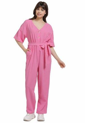 JUMPER - Jumpsuit - pink
