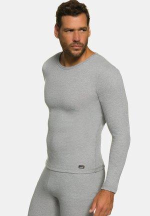 Undershirt - grau-melange