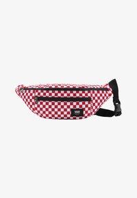 Vans - UA WARD CROSS BODY PACK - Bum bag - chili pepper checkerboard - 1