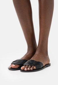 Even&Odd - Pantofle - black - 0