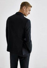 Massimo Dutti - SLIM-FIT - Suit jacket - dark blue - 1
