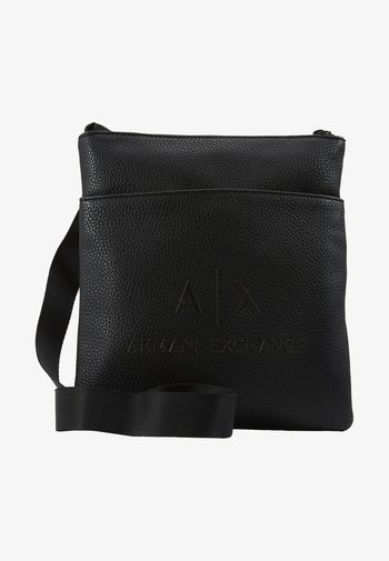 SMALL FLAT CROSSBODY BAG